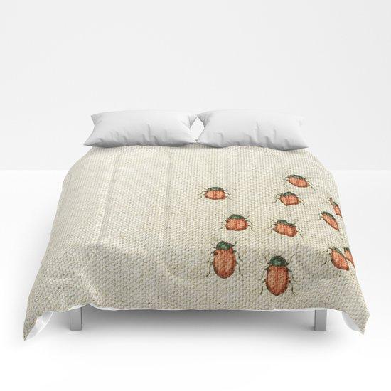 "Coletivo ""Besouros"" Comforters"