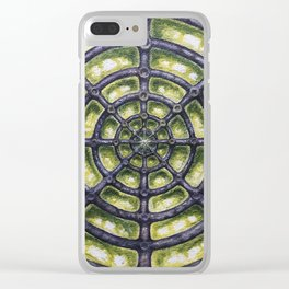 TMNT Clear iPhone Case