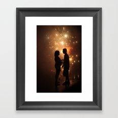 Proposal  Framed Art Print