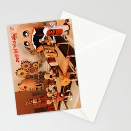 Toy Works Stationery Cards