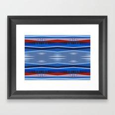 Highwayscape3 Framed Art Print