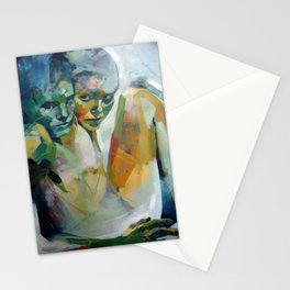 Out of Body Stationery Cards
