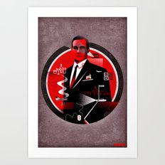 Mad Men Poster Art Print