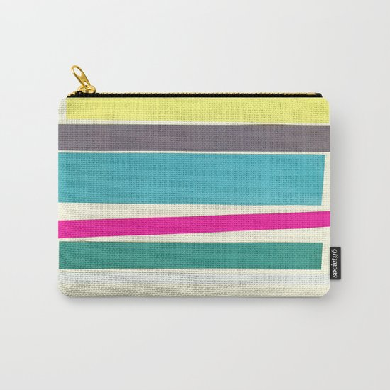 Layered Carry-All Pouch