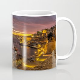 Valletta Twylight  Coffee Mug