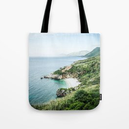 Beach - Landscape and Nature Photography Tote Bag
