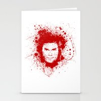 dexter Stationery Cards featuring Dexter by David