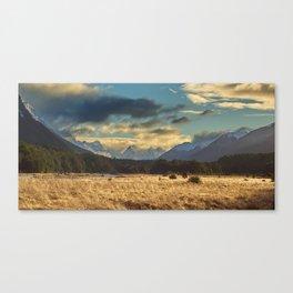 Thinning Canvas Print