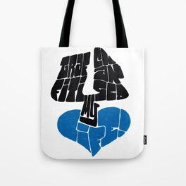 Why Graffiti Changed My Life Tote Bag
