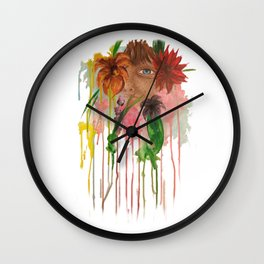 Freckles Wall Clock