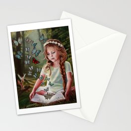 Butterfly Surprise Stationery Cards