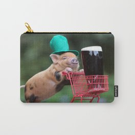 Puppy pig shopping cart Carry-All Pouch