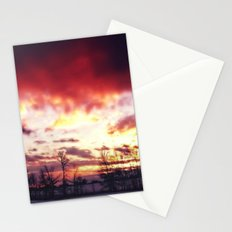 Arctic Warmpth Stationery Cards