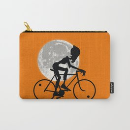 Friendly Zombie On The Go - Bike Carry-All Pouch