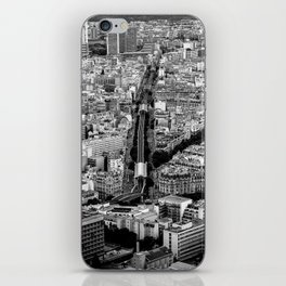 Go with the flow! iPhone Skin