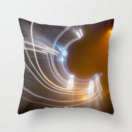 Alchemy I Throw Pillow