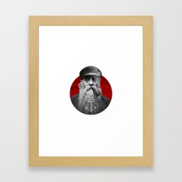The Seaman Framed Art Print