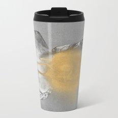 Busted 1 Metal Travel Mug
