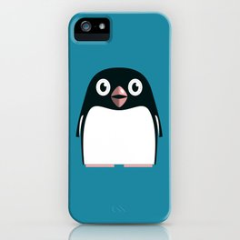 Adélie Penguin iPhone Case