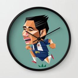 EVAN DIMAS Wall Clock