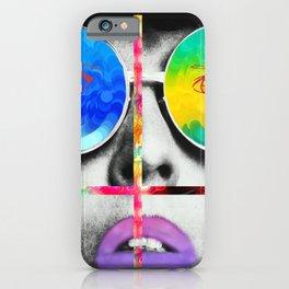 le regard iPhone Case