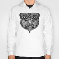"ethnic Hoodies featuring ""Ethnic Bear"" by beart24"