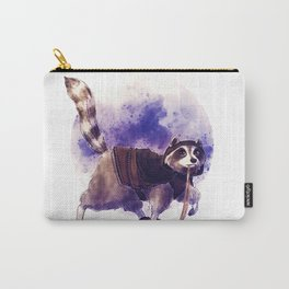 Rogue Raccoon Carry-All Pouch
