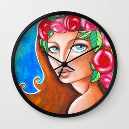 Antheia Wall Clock