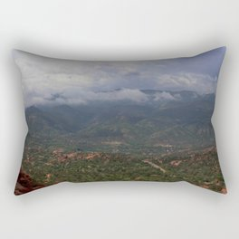 Garden of the Gods 2 Rectangular Pillow