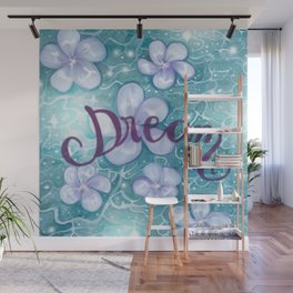 Dream of the Ocean  Wall Mural
