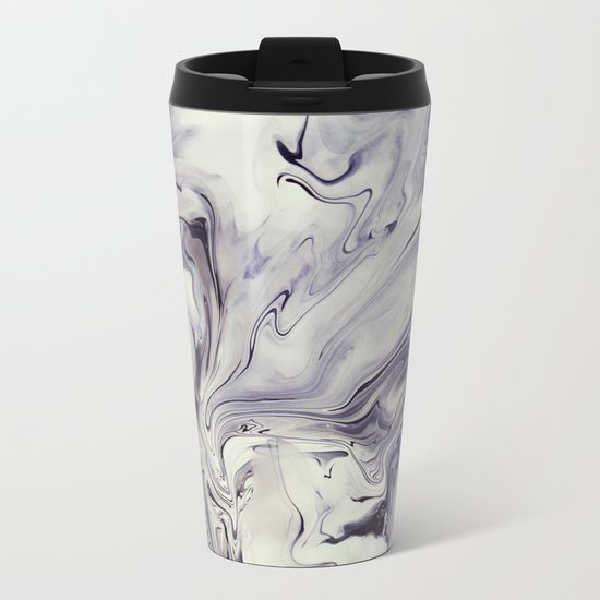 Obsidian Metal Travel Mug