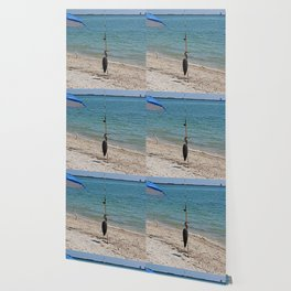 Cast the Line Wallpaper