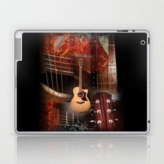 The Acoustic Guitar  Laptop & iPad Skin