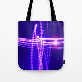 I Am the Light of the World, the Truth Shall Make You Free Tote Bag