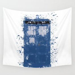 T.A.R.D.I.S. Wall Tapestry
