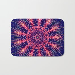 Watermelon Burst Bath Mat
