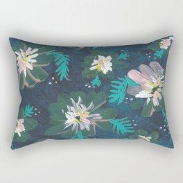 Blush Anna Rose Rectangular Pillow