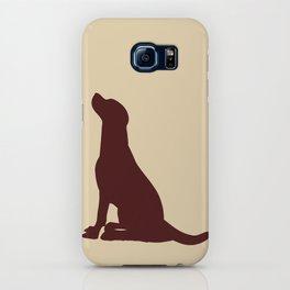 Brown Labrador Retriever Dog iPhone Case