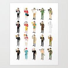 Murrays 2014 Art Print