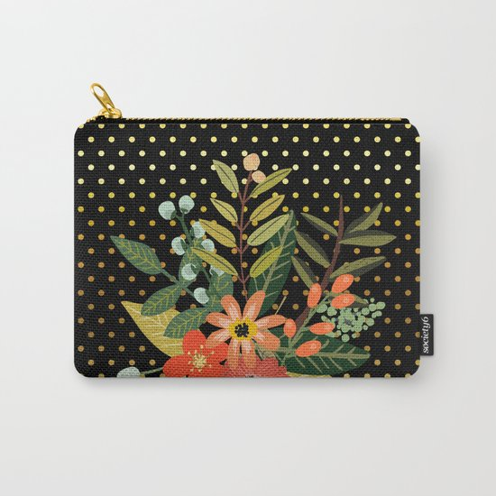 Flowers Bouquet #9 Carry-All Pouch
