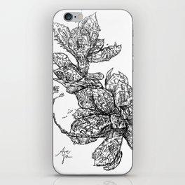 Garden of Danger iPhone Skin