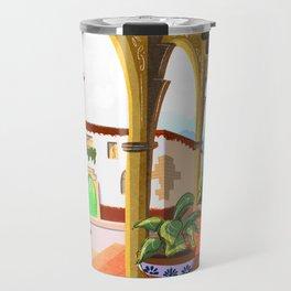 Camino de la Hacienda Travel Mug