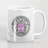 versace Mugs featuring VersaXe by gietoso
