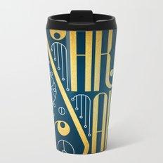Sarah Metal Travel Mug
