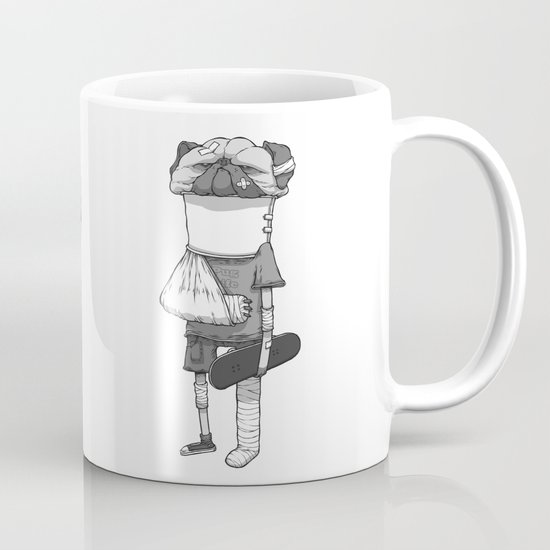 That pug. Coffee Mug