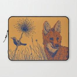 Maned Wolf Laptop Sleeve