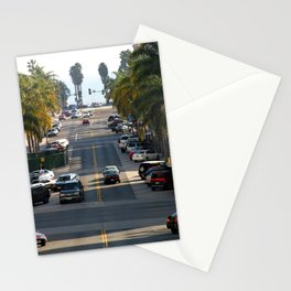 California Street Stationery Cards