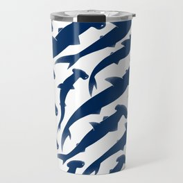 Hammerhead Shark Exodus Travel Mug