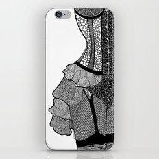La Femme 02 iPhone & iPod Skin