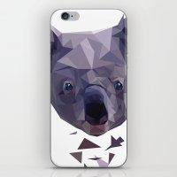 koala iPhone & iPod Skins featuring KOALA by MGNFQ